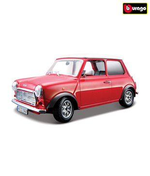 Bburago Mini Cooper (1969) Scale Model Car