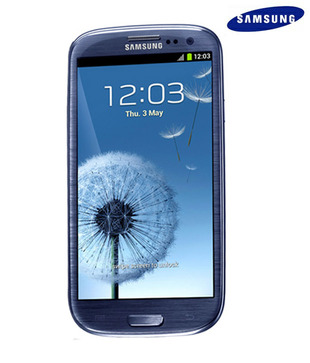 Samsung Galaxy S3 - I9300 32GB (Pebble Blue)