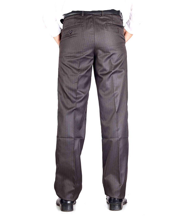 Mark Taylor Formal Black Trouser MTTR002375