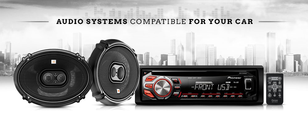 Car Audio Finder Select Best Audio Systems for Your Cars at