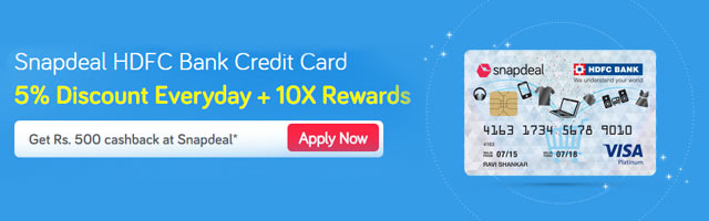 Snapdeal Promotions