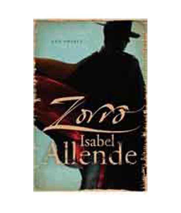 Zorro SPA : Una Novela Isabel Allende