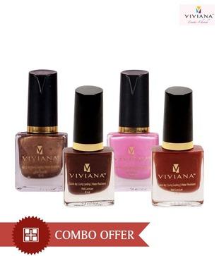 Viviana Makeup Kit - For Nails - 11