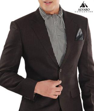 Alvaro Black   White Scarf   Handkerchief Combo