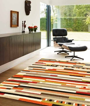 Ambadi Contemporary Rug