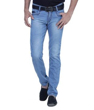British Terminal Sky Blue Jeans