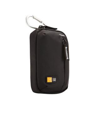 Case Logic TBC-402 Digital Camera Photo Carry Bag Case - Black Nylon