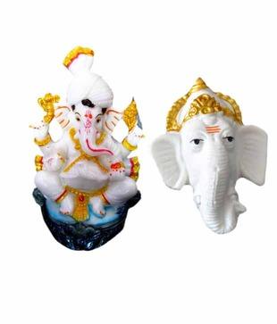 Srmah Divine Ganpati Ji, Freebie- Ganpati Face
