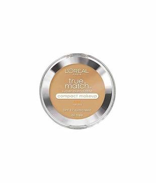 L'Oreal Paris True Match Super-Blendable Compact Makeup SPF 17 Sun Beige 0.-UMB