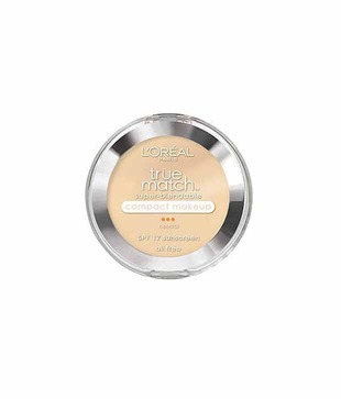 L'Oreal Paris True Match Super-Blendable Compact Makeup SPF 17 Classic Ivo-TTI Primary image