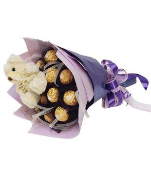Chocolate Bouquet 9