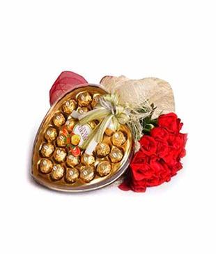 Chocolaty Rose
