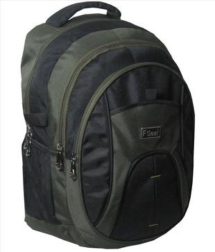F Gear B Rugby  Multi Color Backpack
