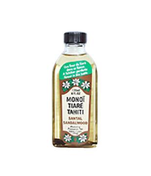 Monoi Santal (coconut oil w/ sandalwood) 4 Ounces-JKM