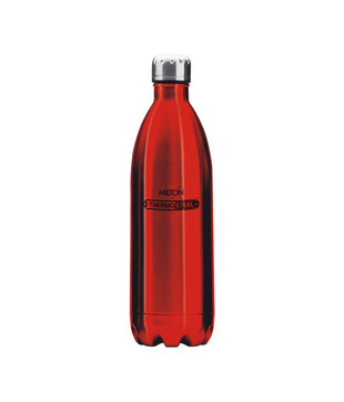 Milton Red Thermosteel Bottle - 1000 ML Flask