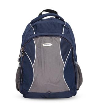 Carowa Blue   Grey Backpack