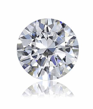 0.5 cts SI2-E GIA Certified Round Diamond by Tycarati