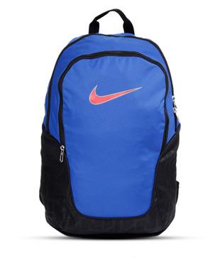 Nike Blue   Black Backpack