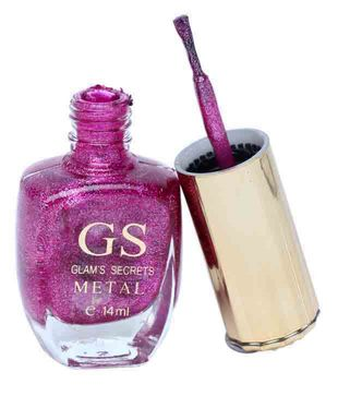 Glam Secret Nail Paint Metallic 14 14Ml