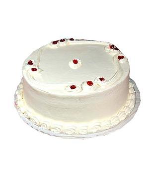 500 Gms Delicious Vanilla Cake