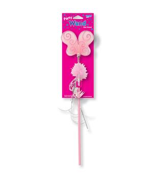 Wanna Party Butterflies   Flower Wand