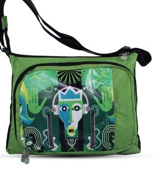 MTV KB1188A Green Sling Bag