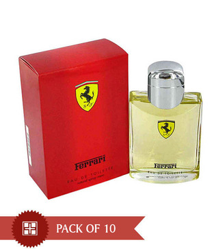 Ferrari Red125ml Each  (Pack of 10)