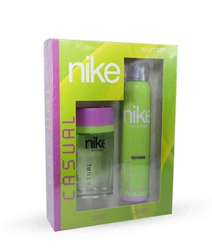 Nike Casual Woman G/S (Edt 75ml + Deo 200ml)