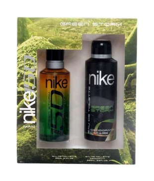 Nike 150 Green Storm G/s (Edt 150ml + Deo 200ml)
