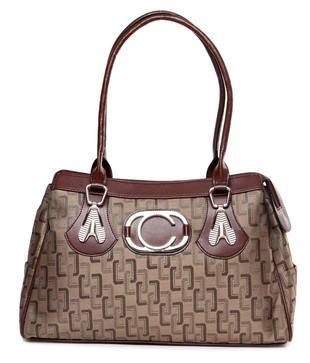 Fiesta Captivating Brown Handbag