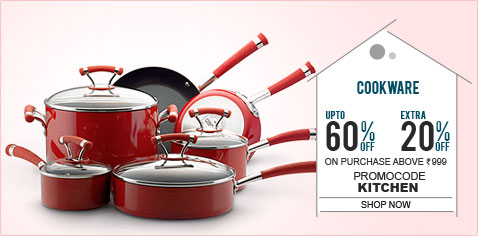 d3f78a215f3 Snapdeal The Great Home Carnival   Great Offers on Cookware