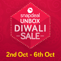 Snapdeal UnboxDiwaliSale