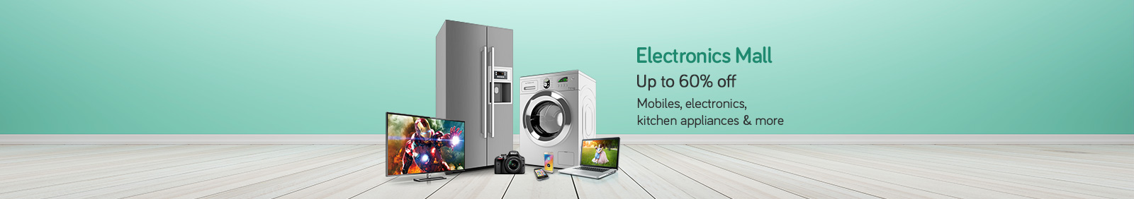 Snapdeal Electronics Mall