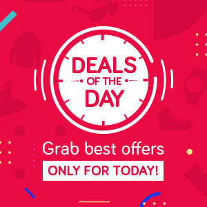 8043e26a9 Deals of the Day  Snapdeal  Offers Every Hour UpTo 80% OFF